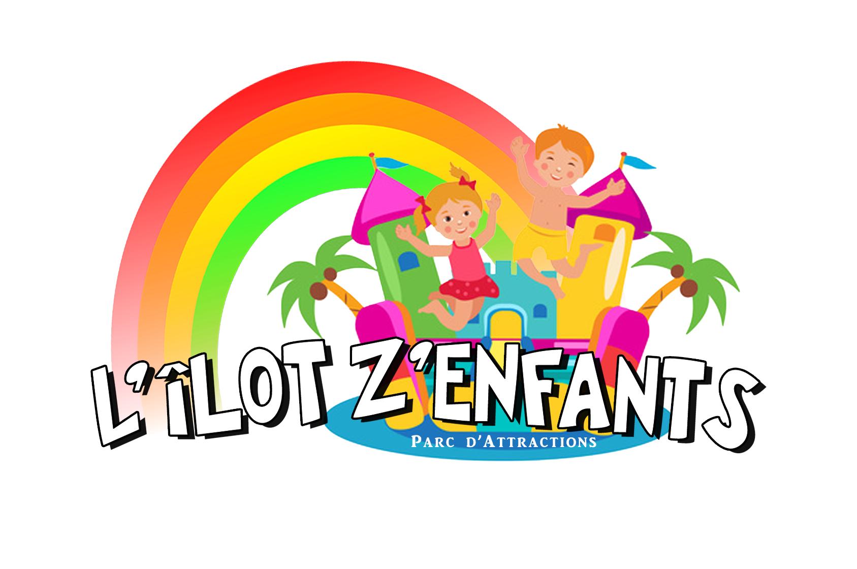 logo l'ilot z'enfants